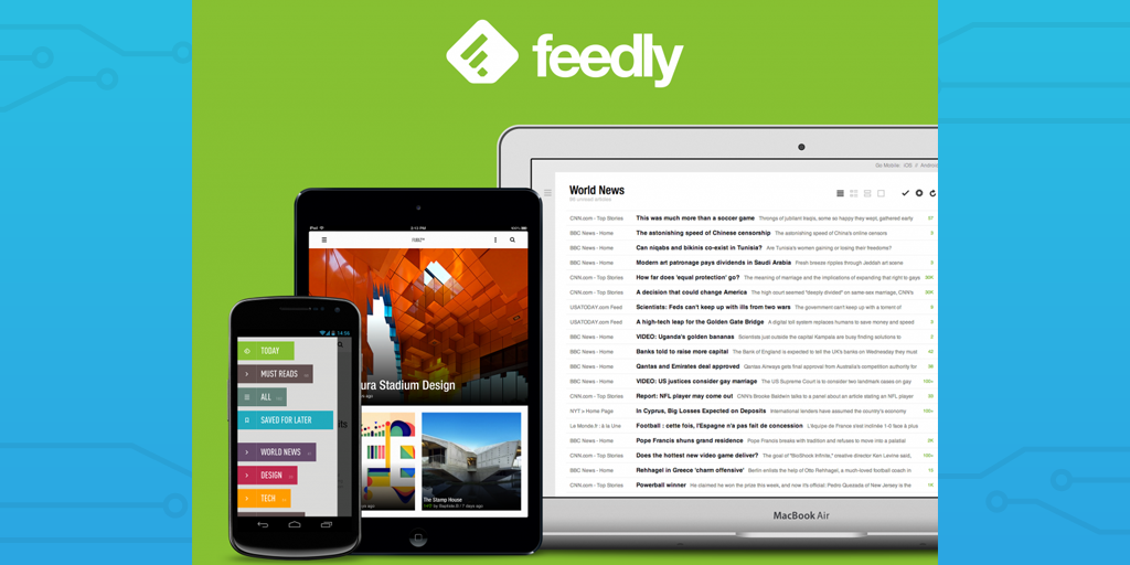 feedly machine learning