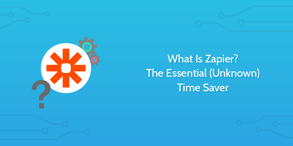 what is zapier