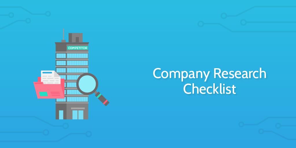 company-research-checklist