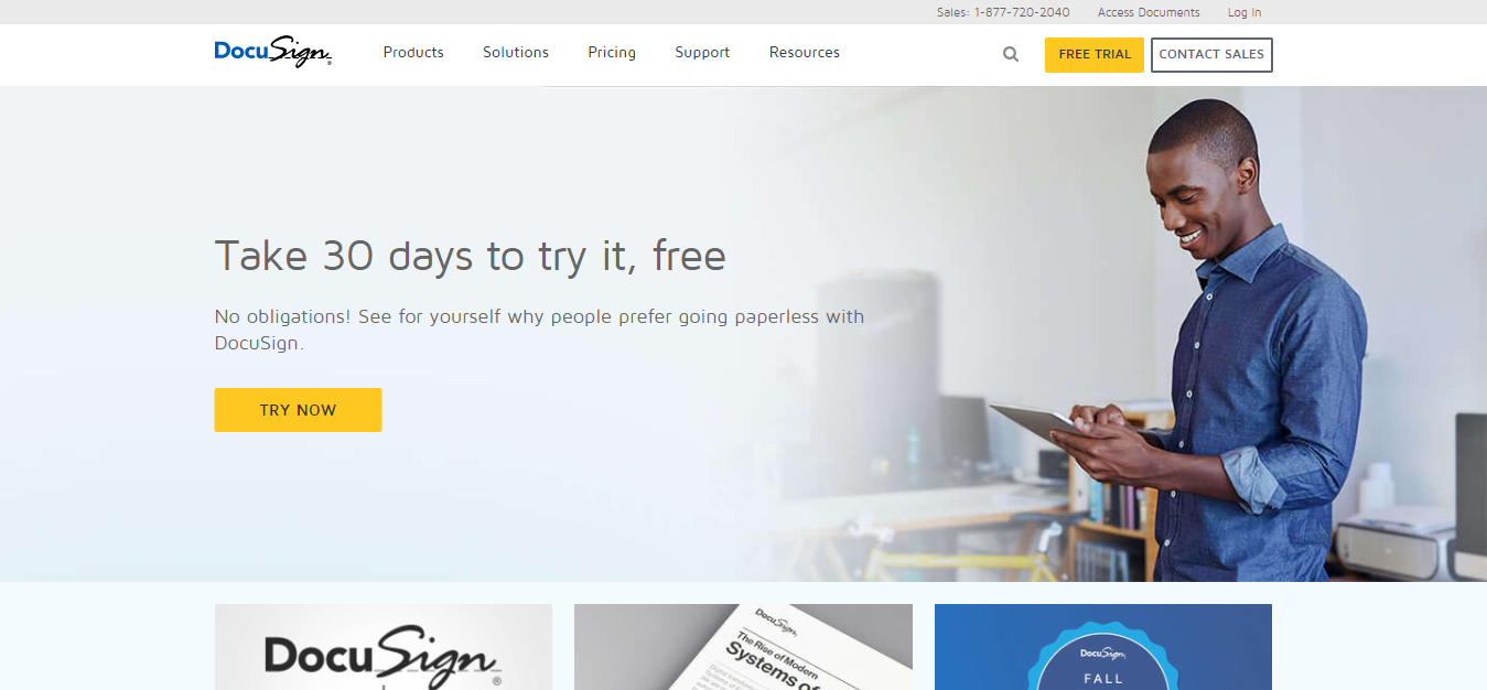 digital signature docusign