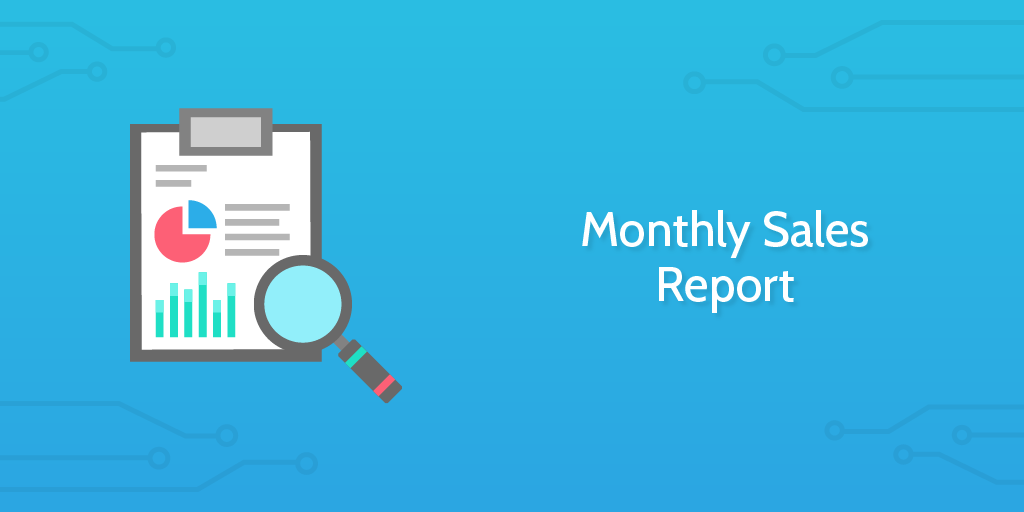 monthly-sales-report