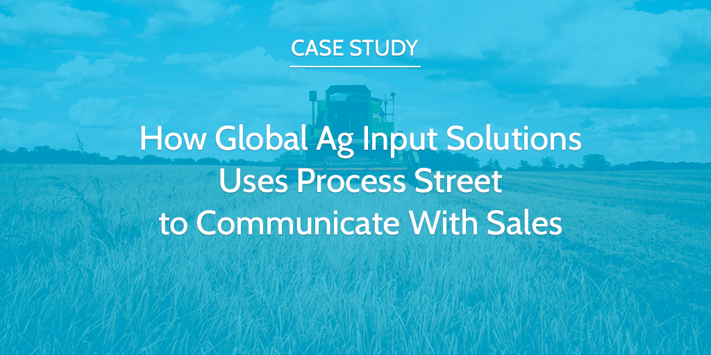 global ag input solutions