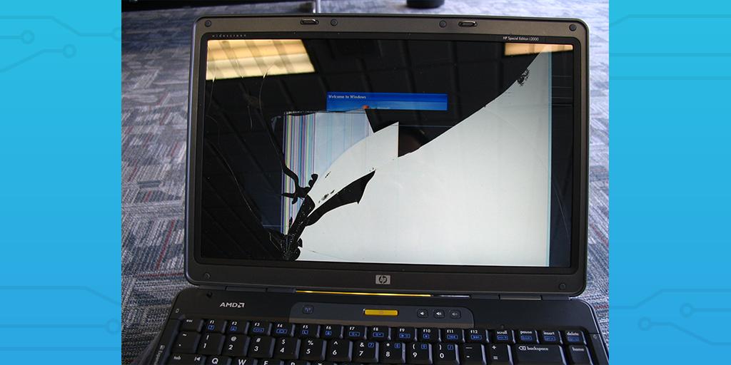 flickr broken laptop by bruce turner