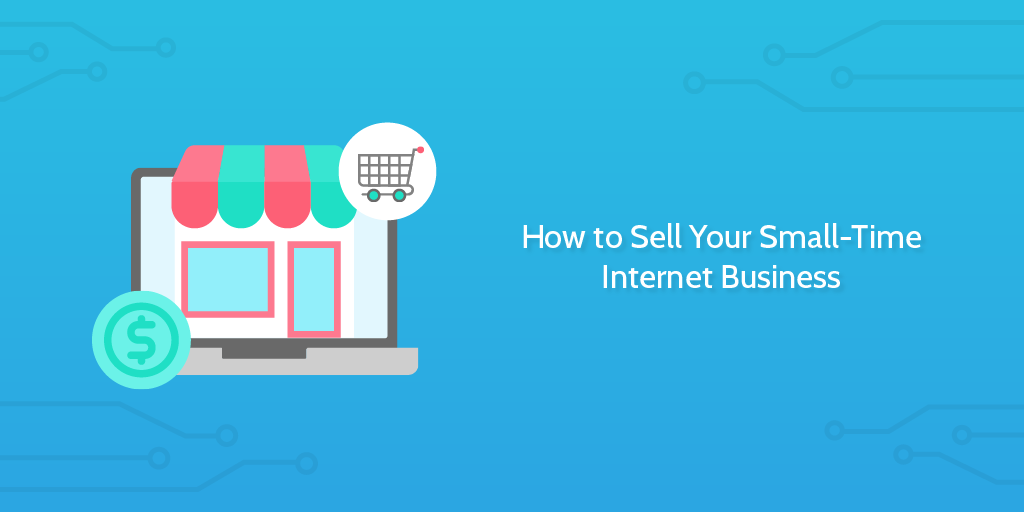 sell your internet business