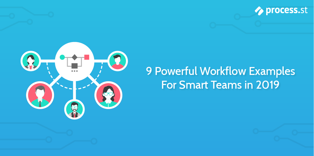 9 Powerful Workflow Examples For Smart Teams in 2019 | Process