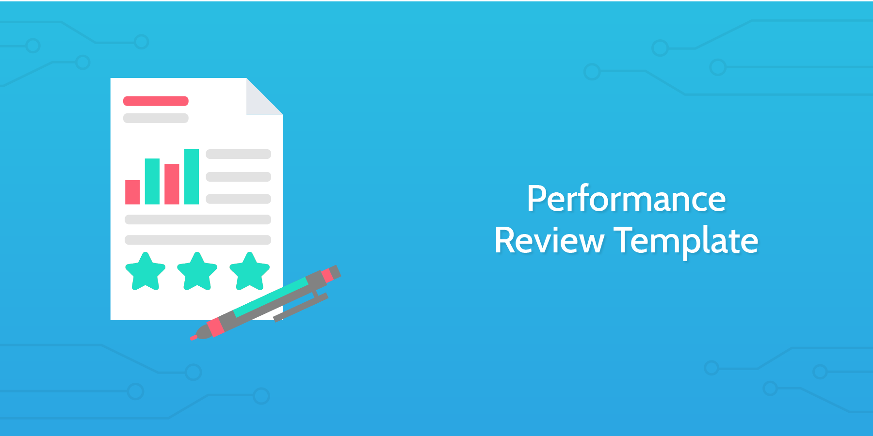 Performance Review Template - Introduction