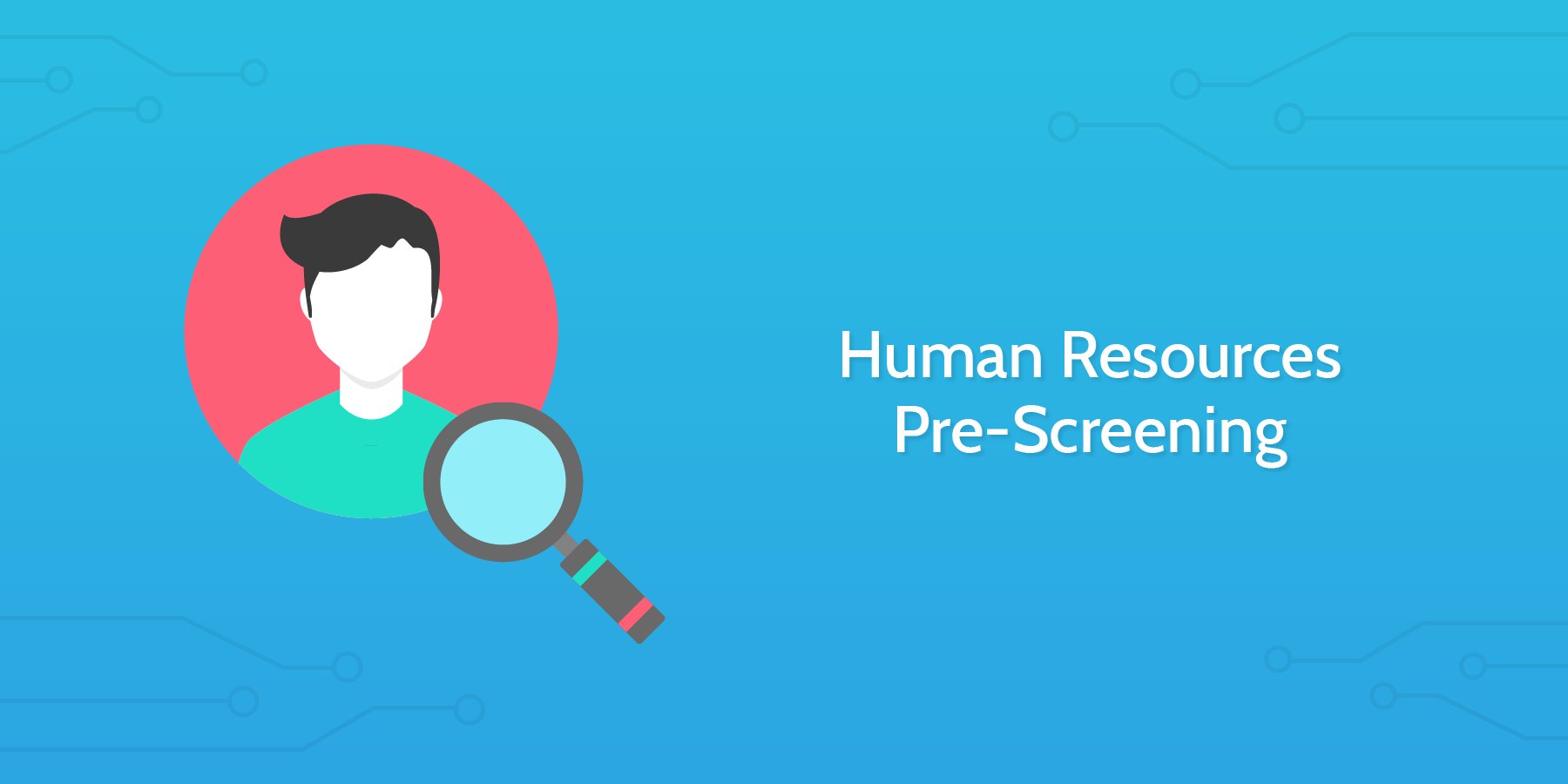 hr templates - human resources prescreening