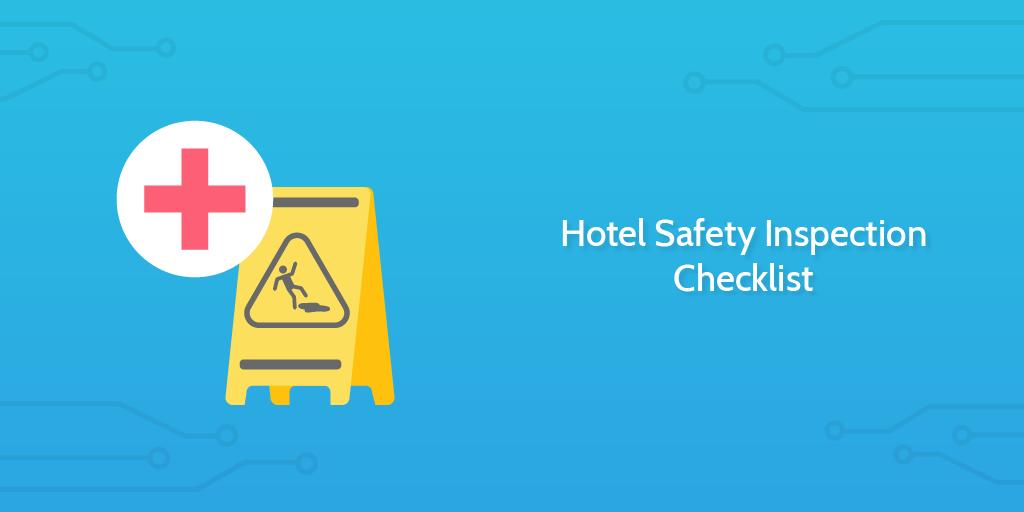 Hotel Management Safety Inspection Checklist