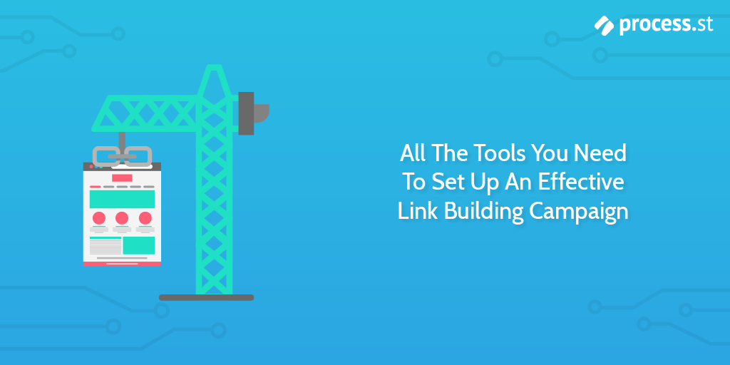 link building campaign tools