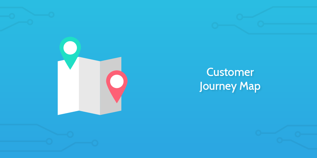 Customer Journey Map for Customer Service