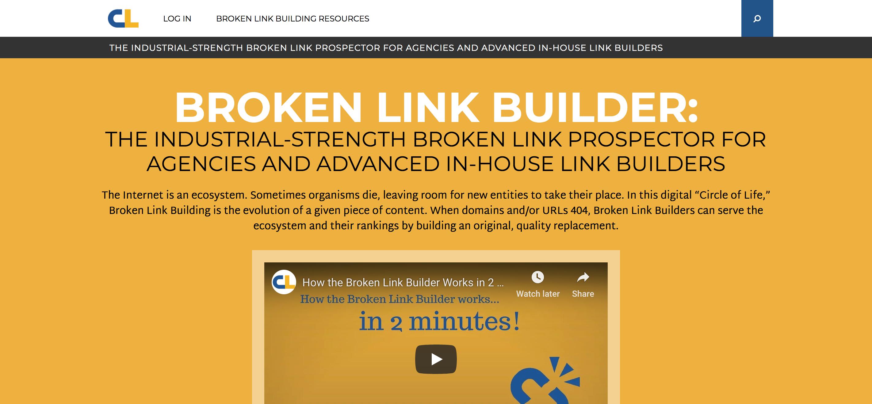 link building campaign brokenlinkbuilding