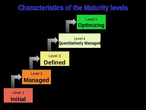 process optimization capability maturity model