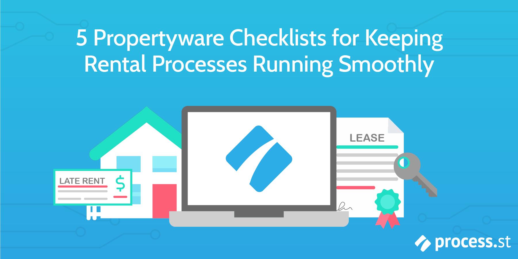 propertyware-checklists