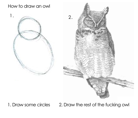 maturity model rest of the fucking owl