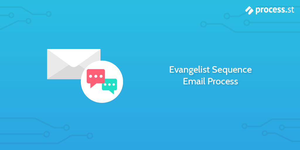 follow up email - evangelist