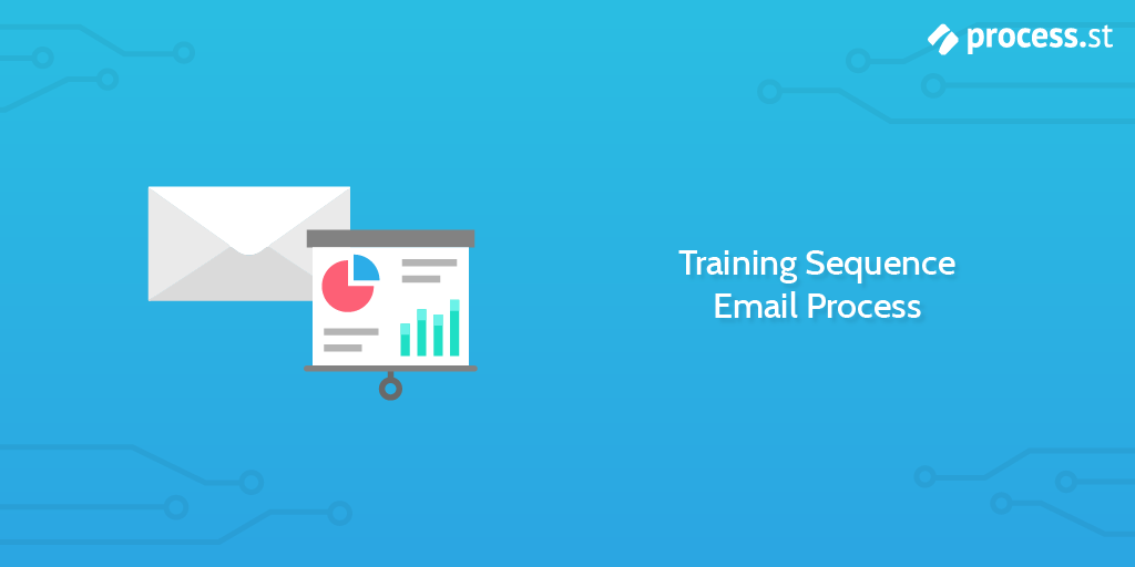 follow up email - training sequence