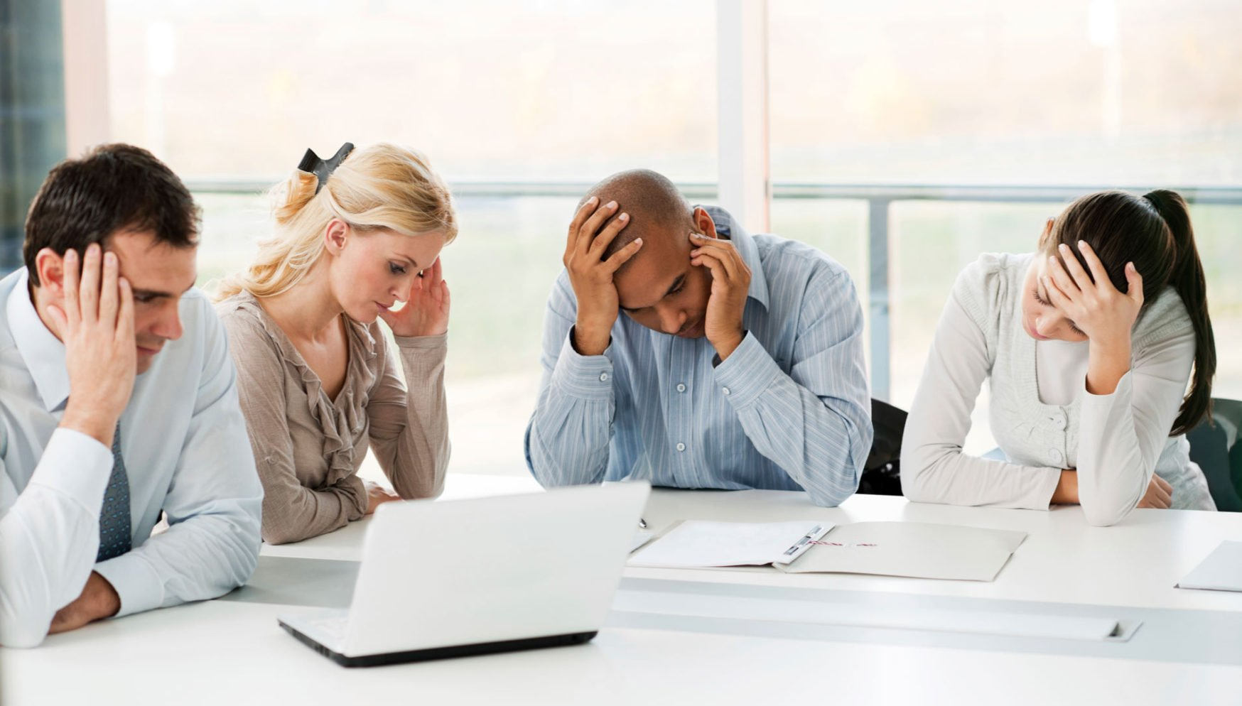 conflict in the workplace upset employees