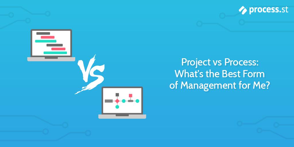 project vs process