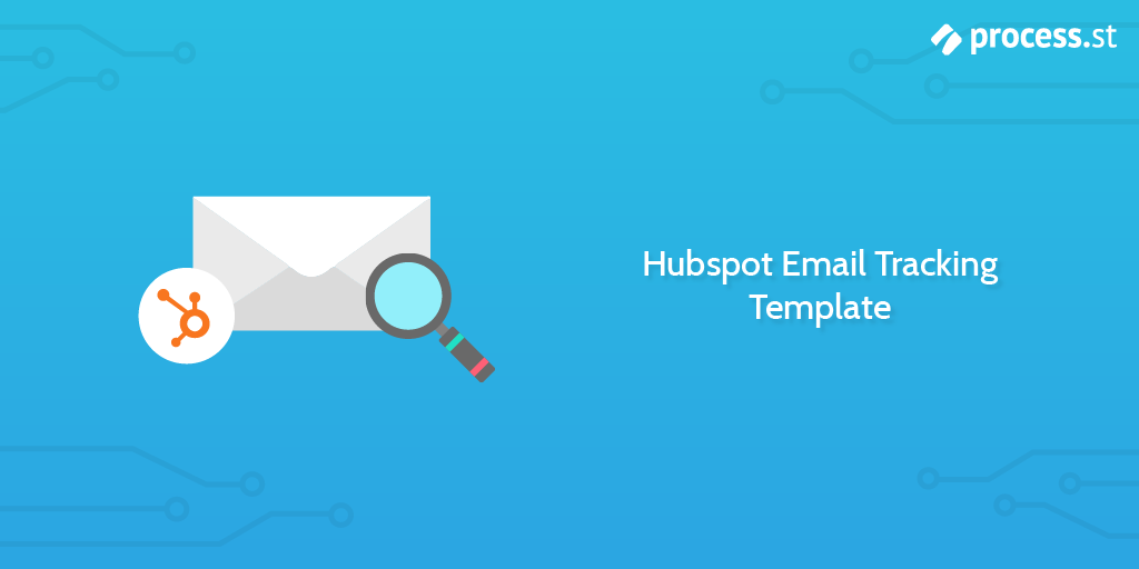 HubSpot Email Tracking Template