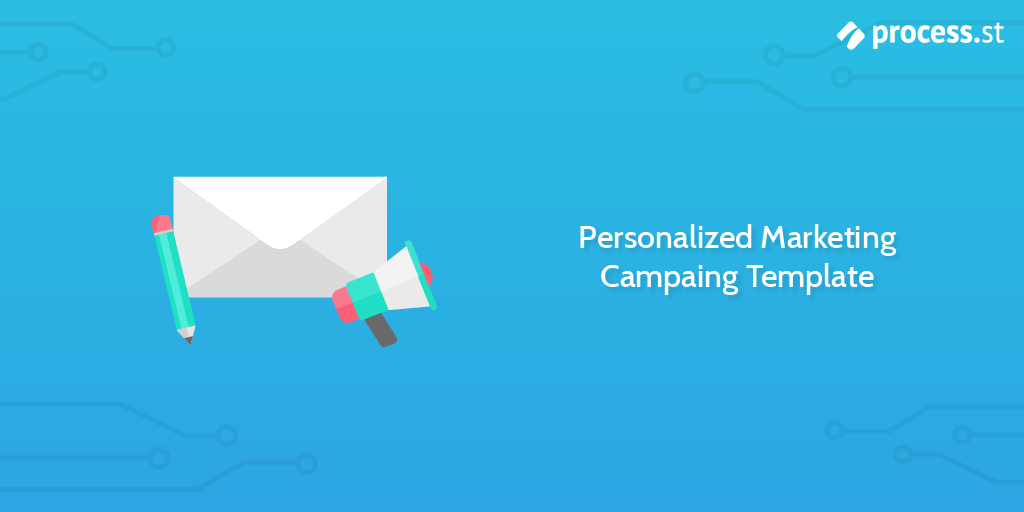 Personalized Marketing Campaign Template