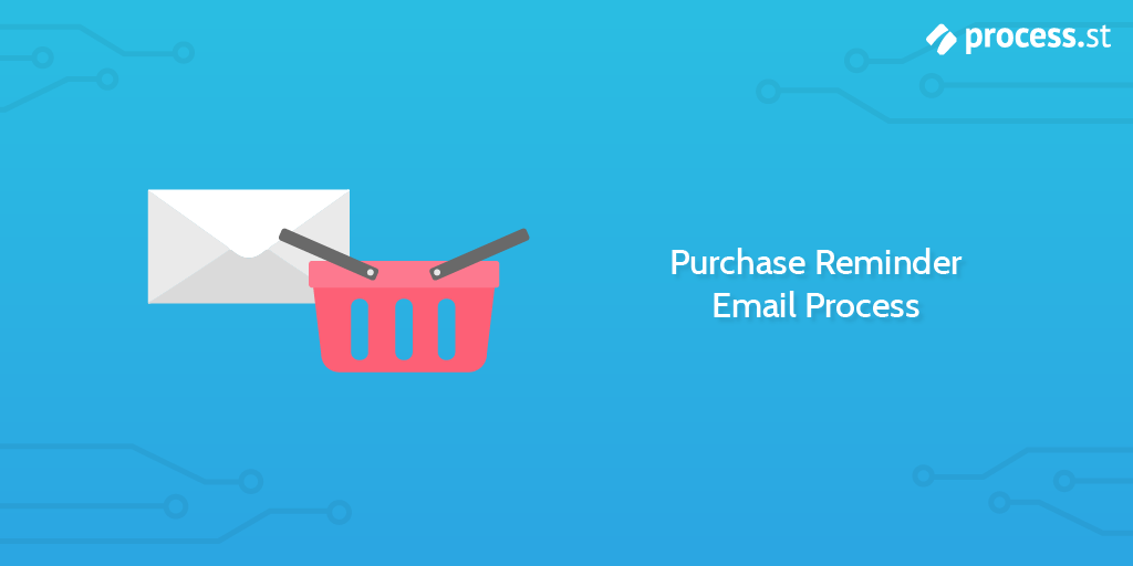 Purchase Reminder Email Process