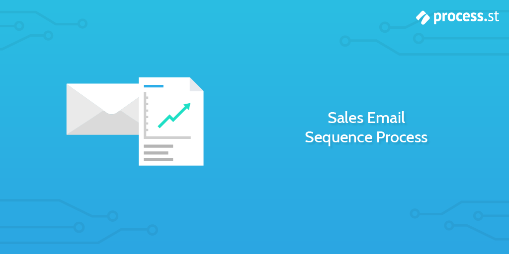 Sales Email Sequence Process