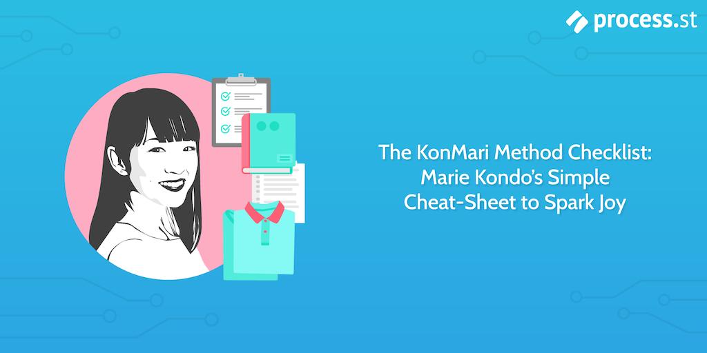 KonMari Method Checklist