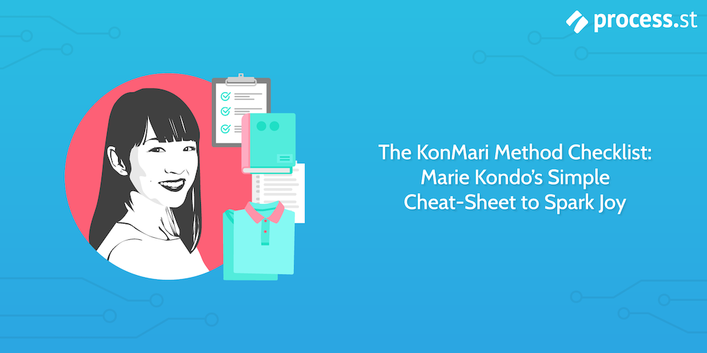 KonMari Method Checklist