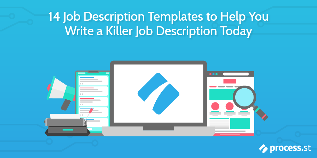 14 JOb Description Templates to Help your Writer a Killer Job Description Today