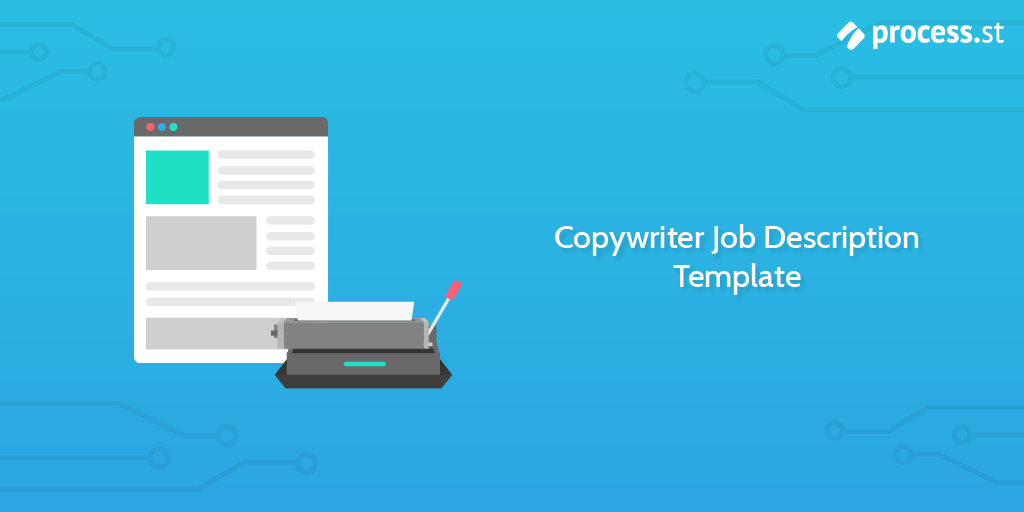 Copywriter Job Description Template