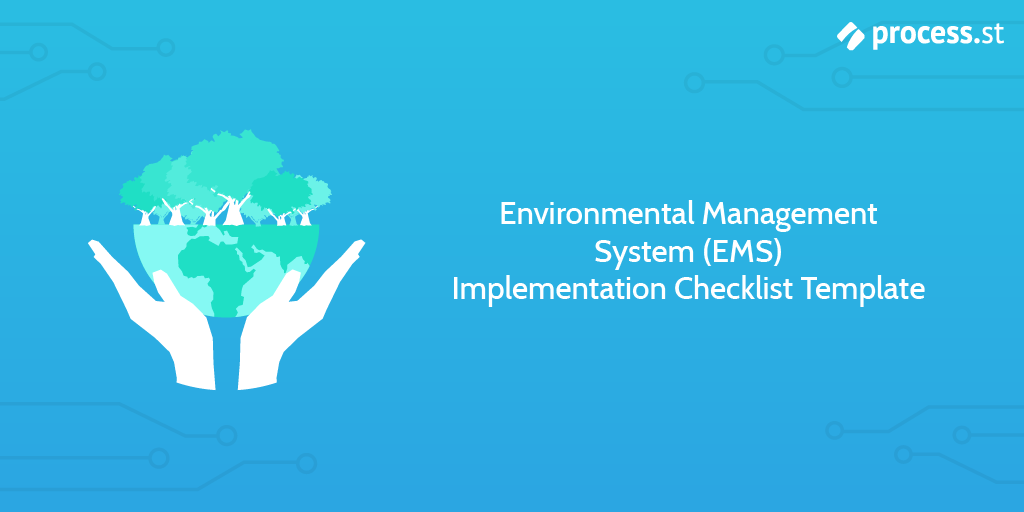 Environmental Management System Implementation Checklist Template