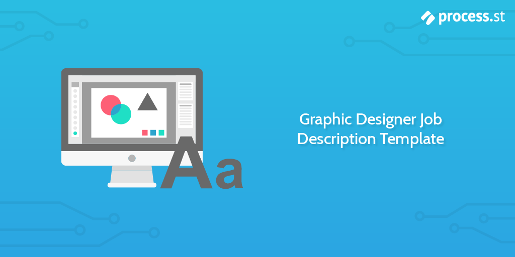 Graphic Designer Job Description Template
