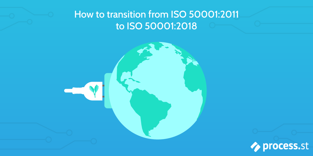How to transition from ISO 50001:2011 to ISO 50001:2018