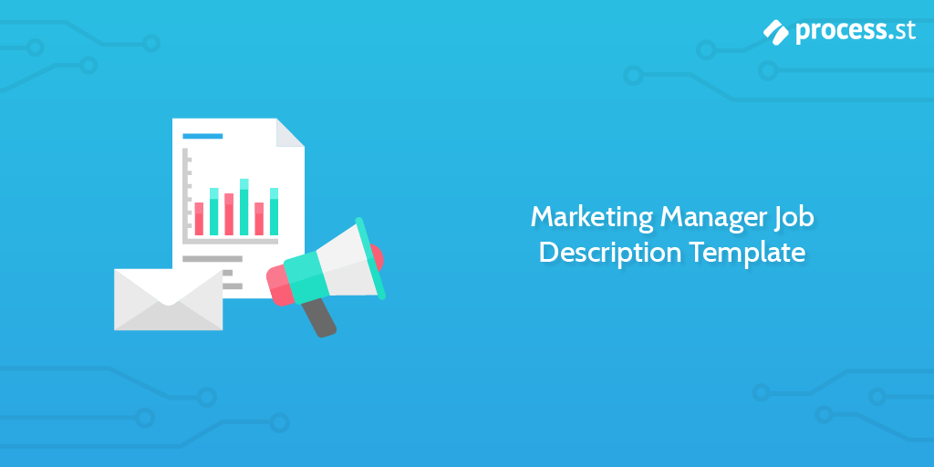 Marketing Manager Job Description Template