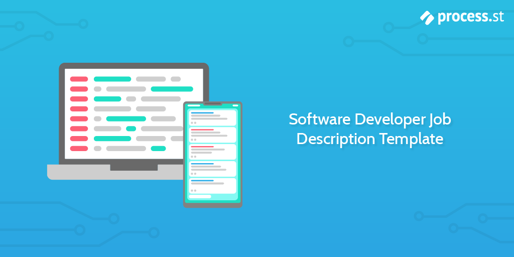 Software Developer Job Description Template