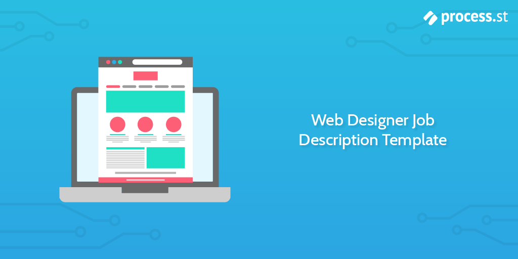 Web Designer Job Description Template