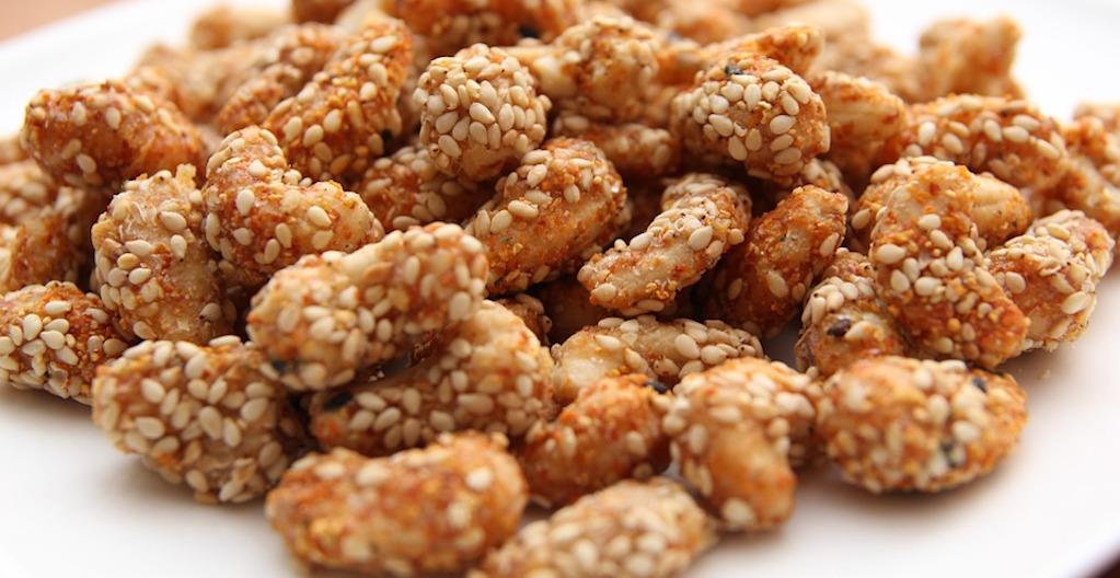 Cashew nut bowl