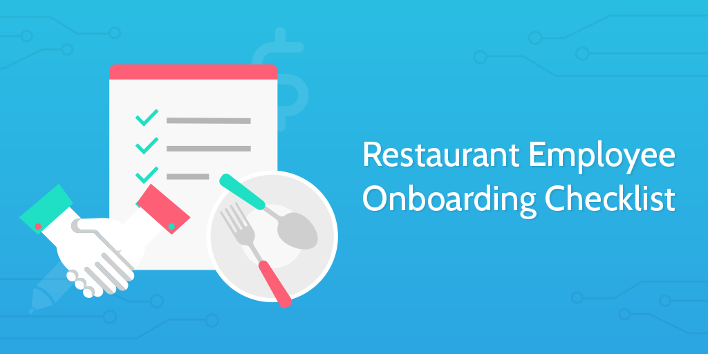 Restaurant Employee Onboarding Checklist