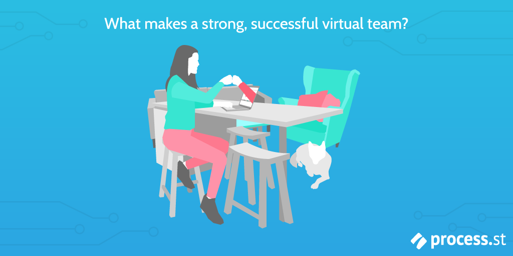 successful virtual teams