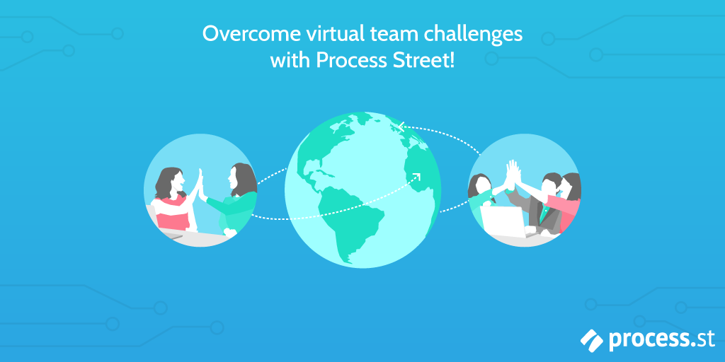 virtual team challenges