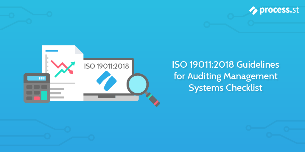 Audit Procedures - IS0 19011:2018 Guidlines for Auditing Management Systems Checklist