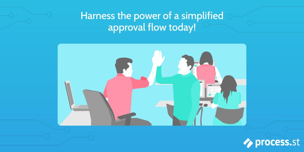 approval workflow