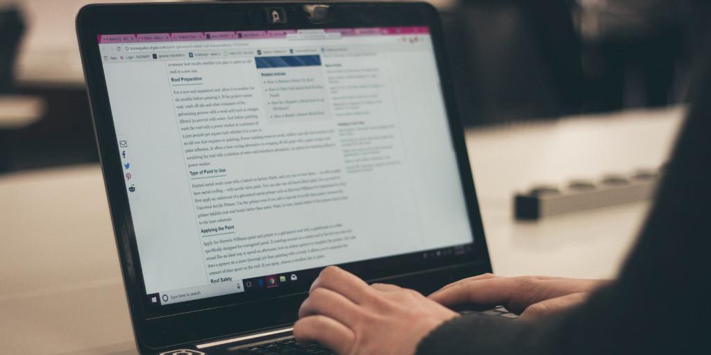 Blog content creator