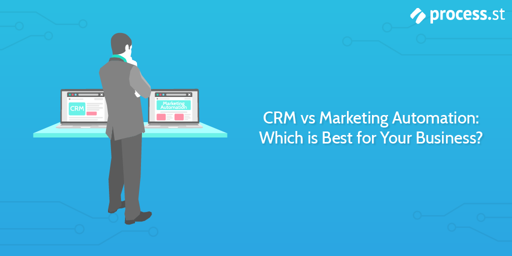 CRM VS Marketing Automation