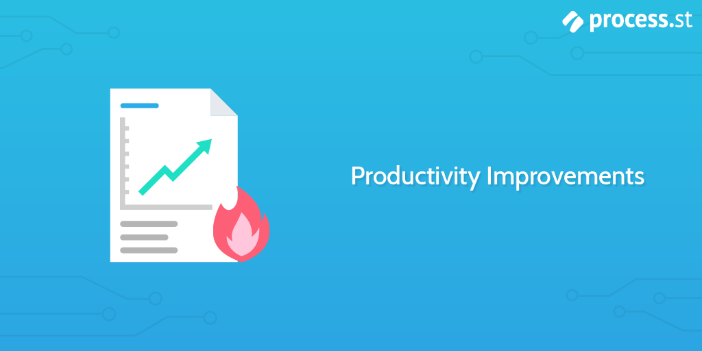 Daily task checkllist - Productivity improvements