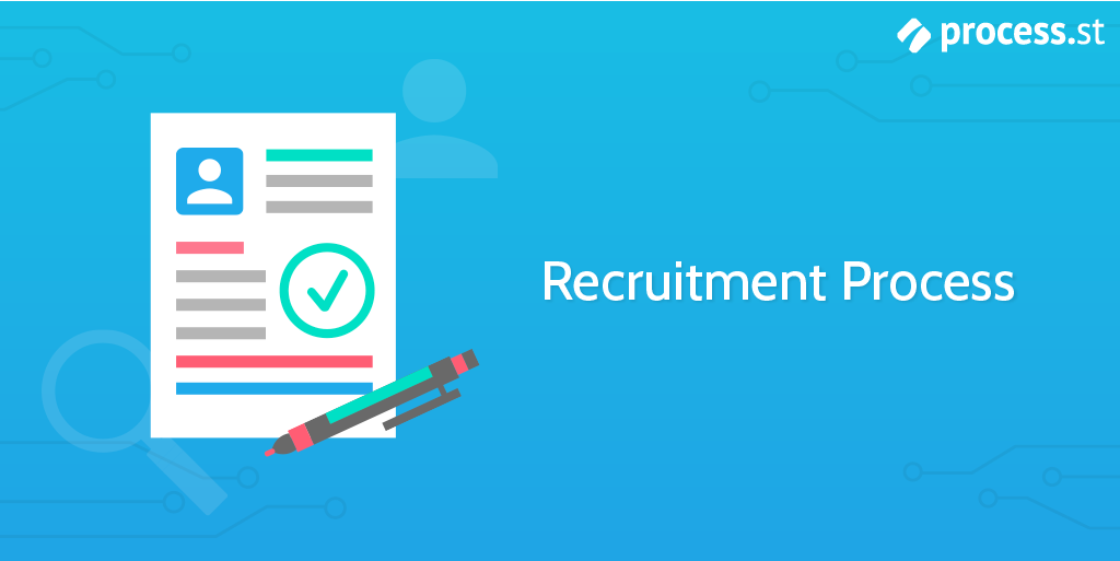 New Hire Checklist - recruitment process