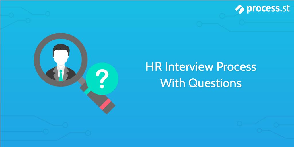 New hire checklist - HR interview process