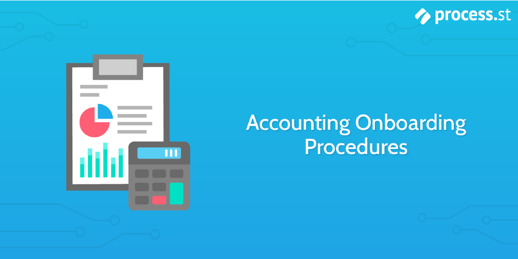 New hire checklist - accounting onboarding process