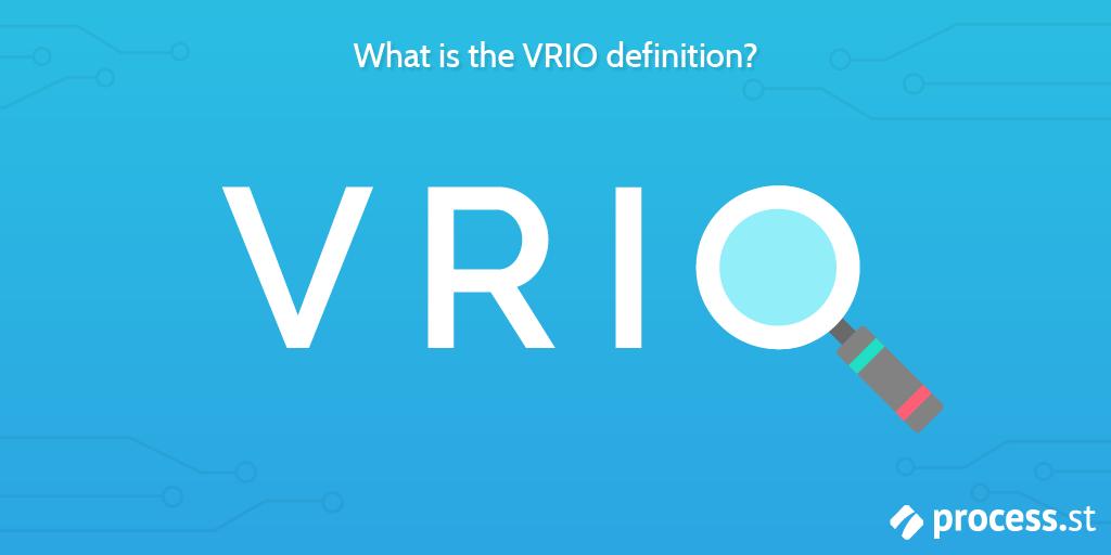VRIO definition