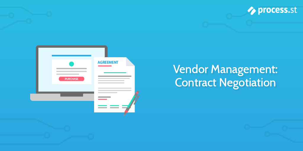 Vendor Management: Contract Negotiation